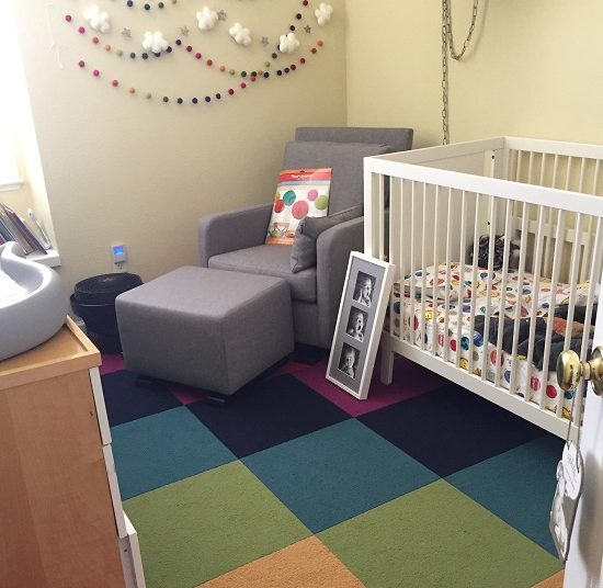 Nursery in process 2