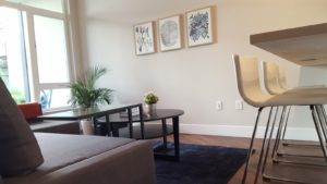 Functional Living Room for entertaining